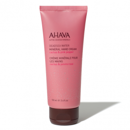 Mineral Hand Cream - Cactus & Pink Pepper