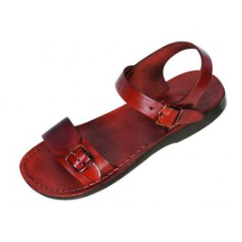 Leather Biblical Sandals model 001