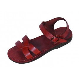 Leather Biblical Sandals model 007