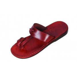 Leather Biblical Sandals model 010