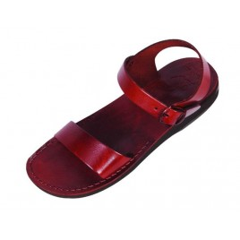 Leather Biblical Sandals model 013