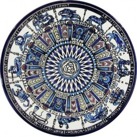 Astrological Signs Plate